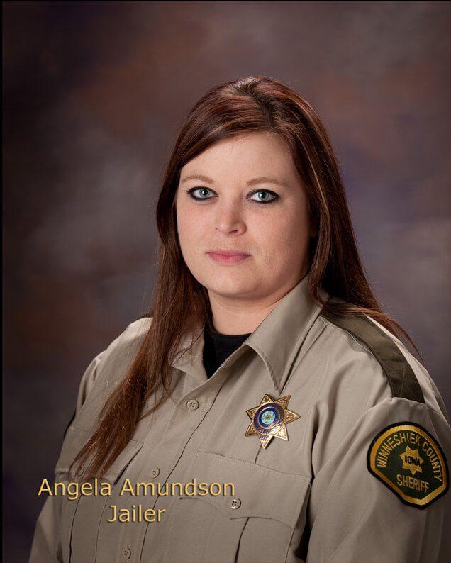 Angela Amundson, Jailer