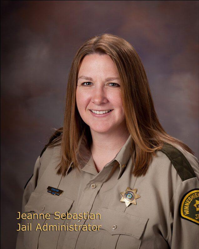 Jeanne Sebastian, Jail Administrator
