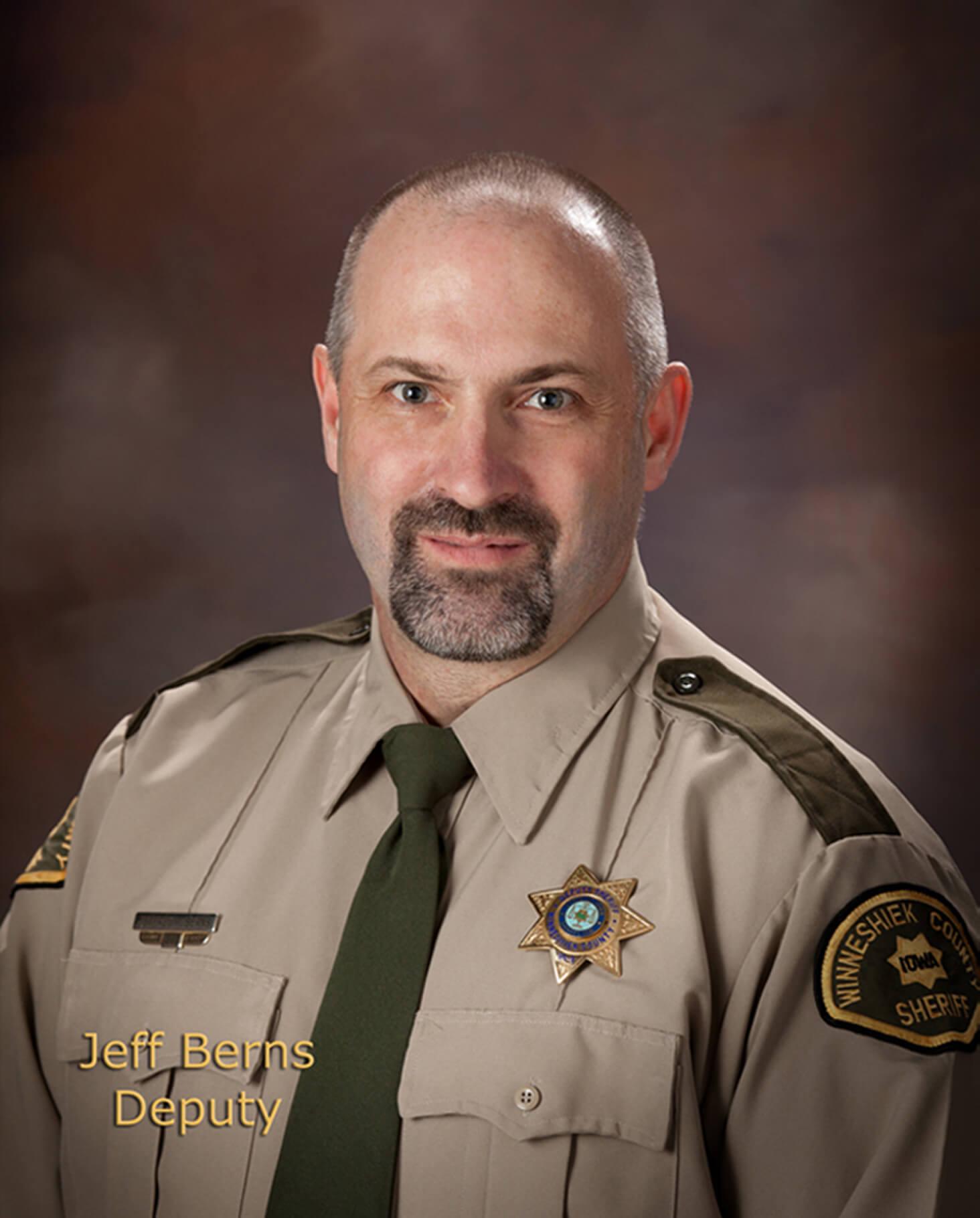 Jeff Berns, Chief Deputy
