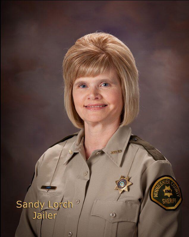 Sandy Lorch, Jailer