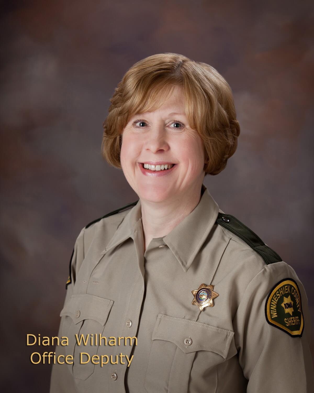 Diana Wilharm, Office Deputy