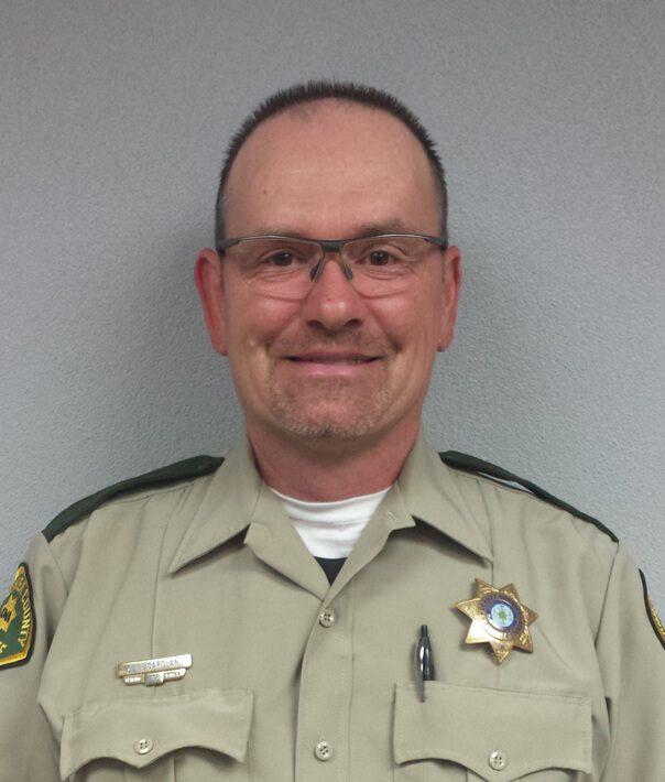 Jeff Carolan, Reserve Deputy