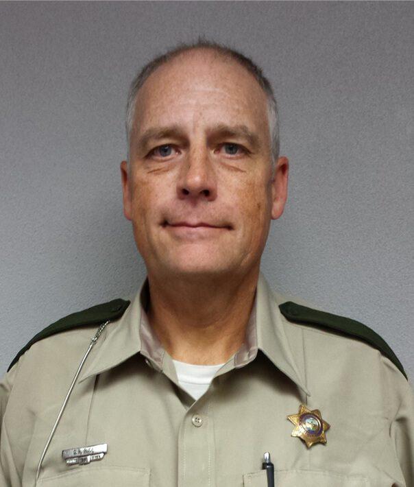 Gregg Rude, Reserve Deputy
