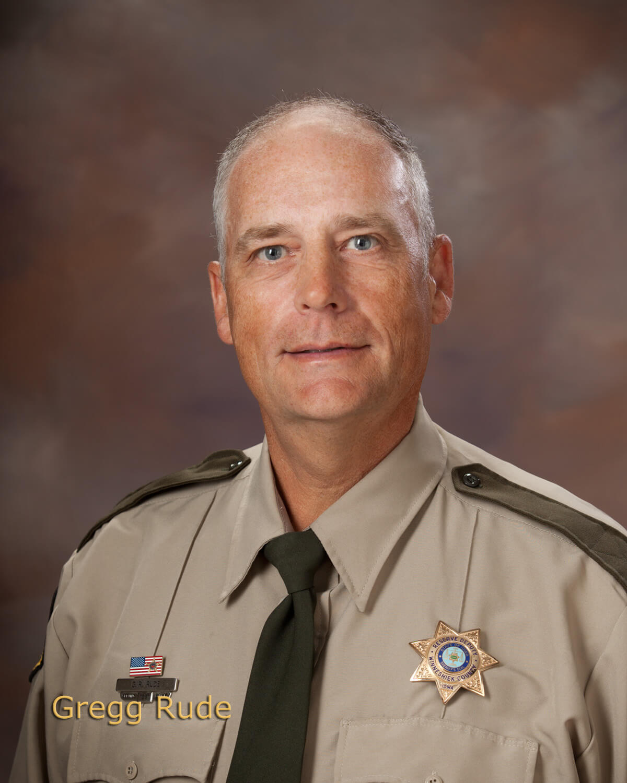 Gregg Rude, Deputy Sheriff