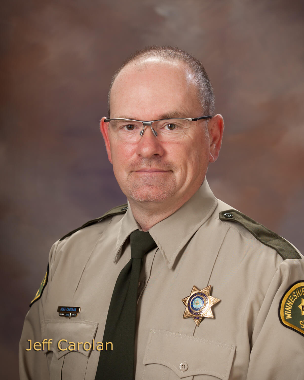 Jeff Carolan, Deputy