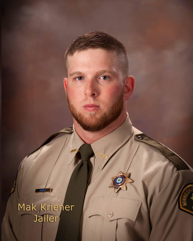 Mak Kriener, Deputy Sheriff