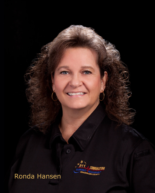 Ronda Hansen, Telecommunications Supervisor
